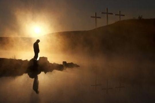 Pourquoi êtes-vous chrétiens ?