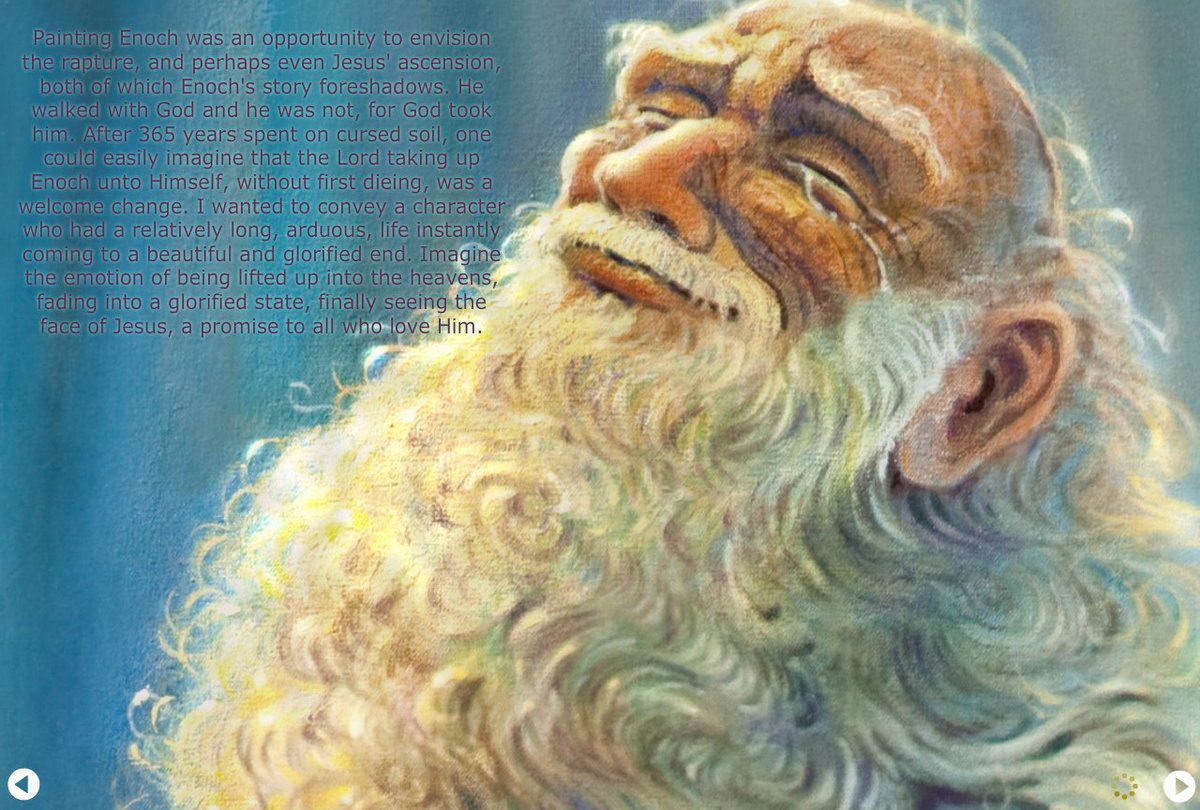 Hénoc, l'homme qui marcha avec Dieu