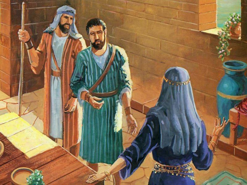 Rahab, la femme dont la destinée fut changé par Dieu