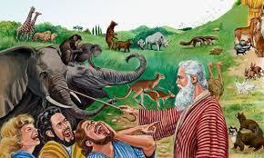 Noé, prédicateur de la justice
