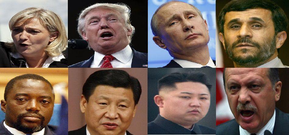Le cyclone populiste et antichrist qui s'abat sur le monde entier depuis ces dernières années