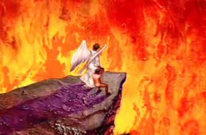 Si Dieu est amour, pourquoi a-t-il crée un endroit comme l'enfer ?