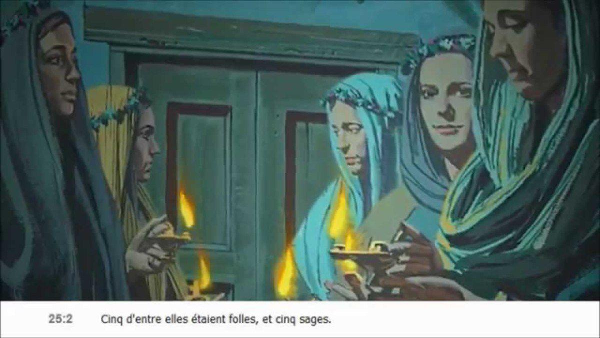 Les vierges folles de la fin des temps