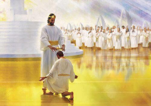 Le tribunal de Christ