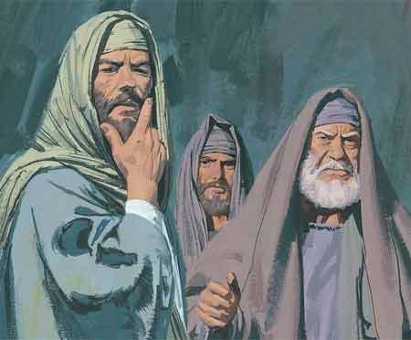 La doctrine de Jésus ne convient pas aux religieux