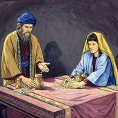 Que penser du cas Ananias et Saphira ? - POUR JESUS