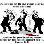 Les prophètes de malheurs et les églises poubelles - Aller vers DIEU